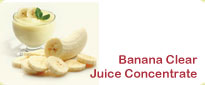 Banana Frozen Clear Juice Concentrate